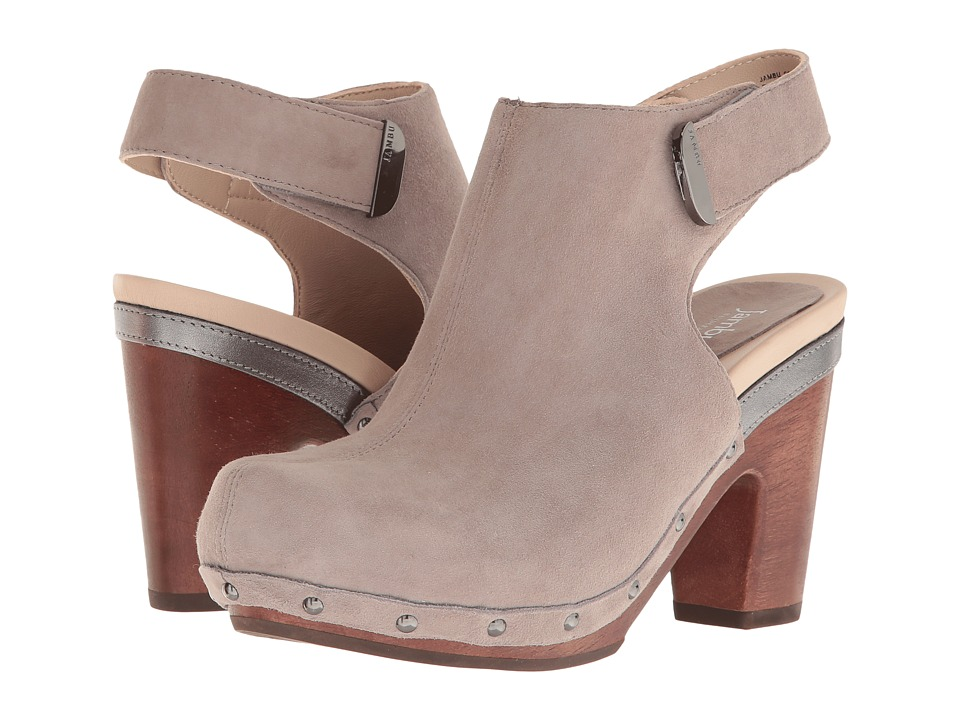 Jambu - Collette (Light Taupe) High Heels