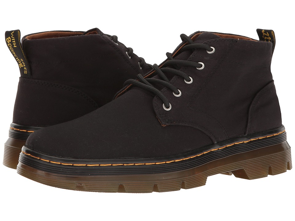 Dr. Martens Bonny (Black Canvas) Boots