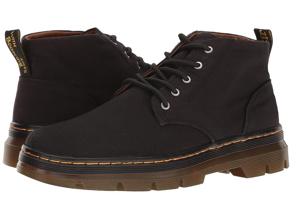Dr. Martens Bonny (Black Canvas) Boots