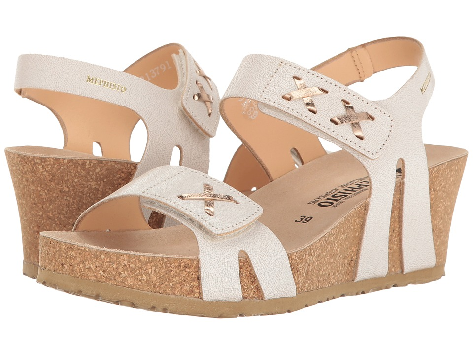 Mephisto Loreta (White Venise/Nude Magic) Women