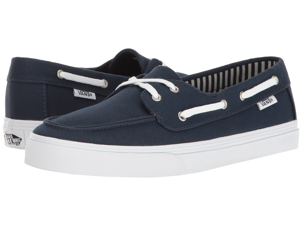 Vans Chauffette SF ((Stripes) Navy) Women