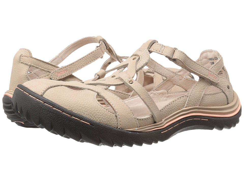 Jambu Spain (Taupe) Women's  Shoes