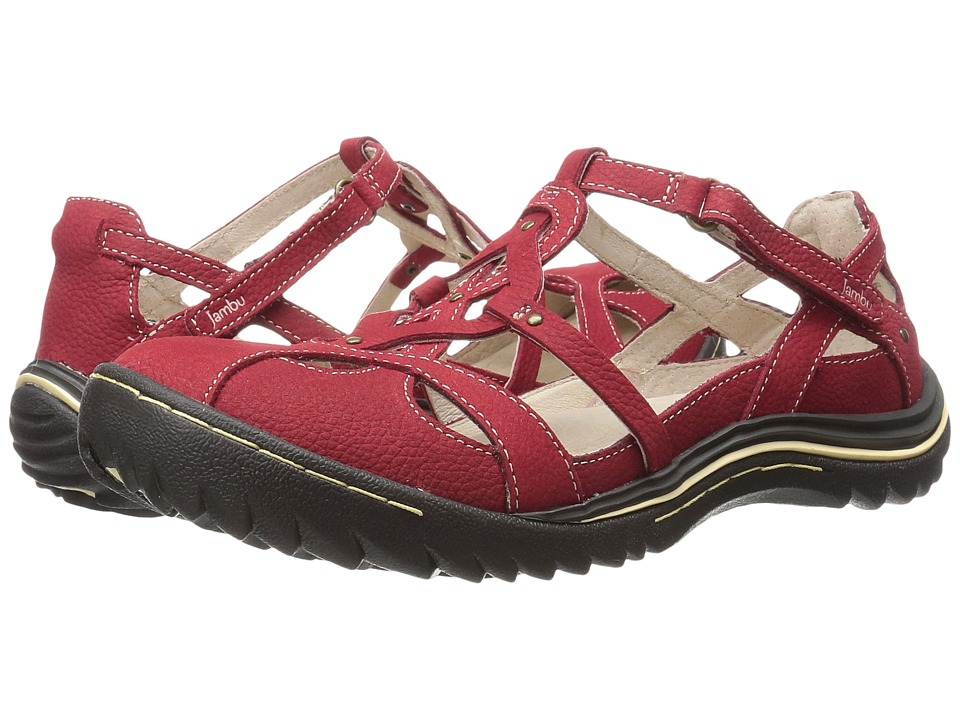 Jambu Spain (Red) Women's  Shoes