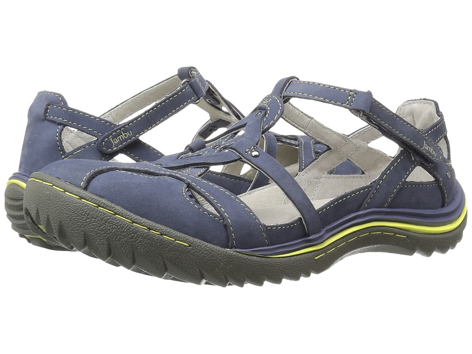 Jambu Spain (Denim) Women's  Shoes