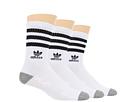 adidas Originals Originals Roller Crew Sock 3-Pack