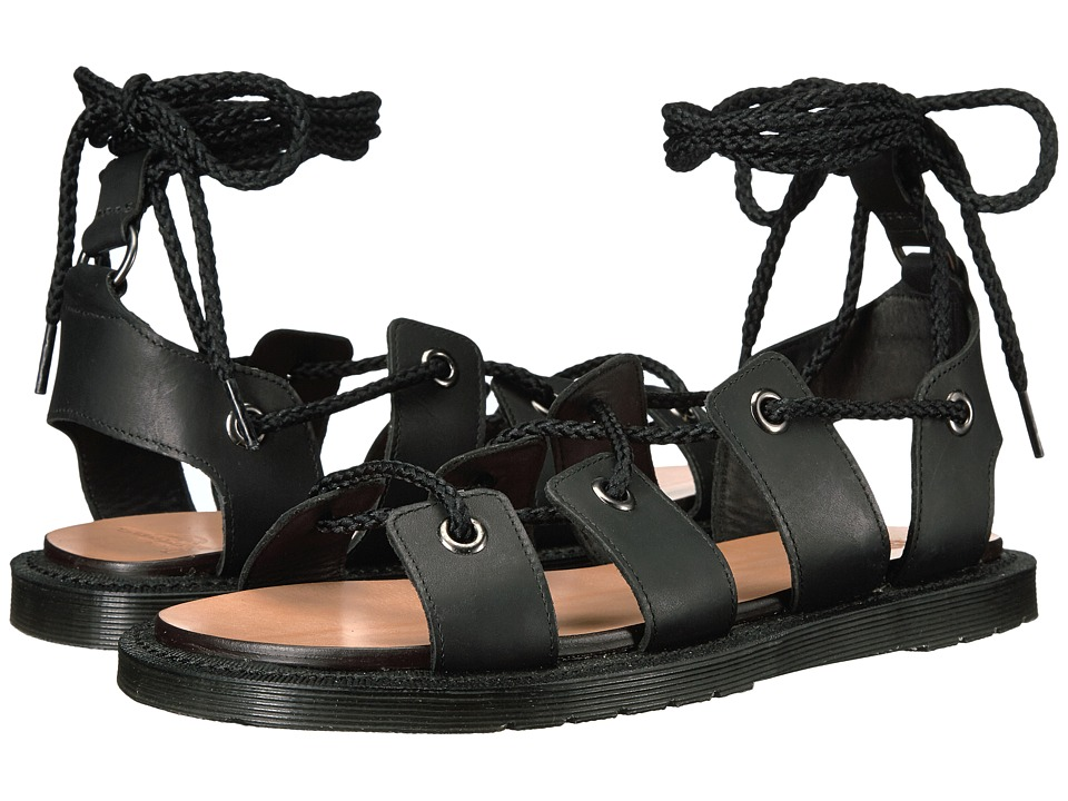Dr. Martens - Jasmine (Black Temperley) Women's Sandals