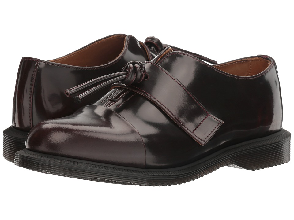 Dr. Martens Eliza (Cherry Red Arcadia) Women