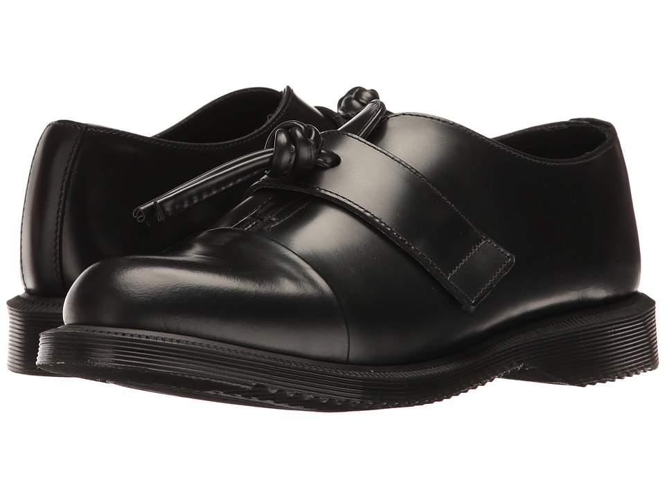 Dr. Martens Eliza (Black Polished Smooth) Women