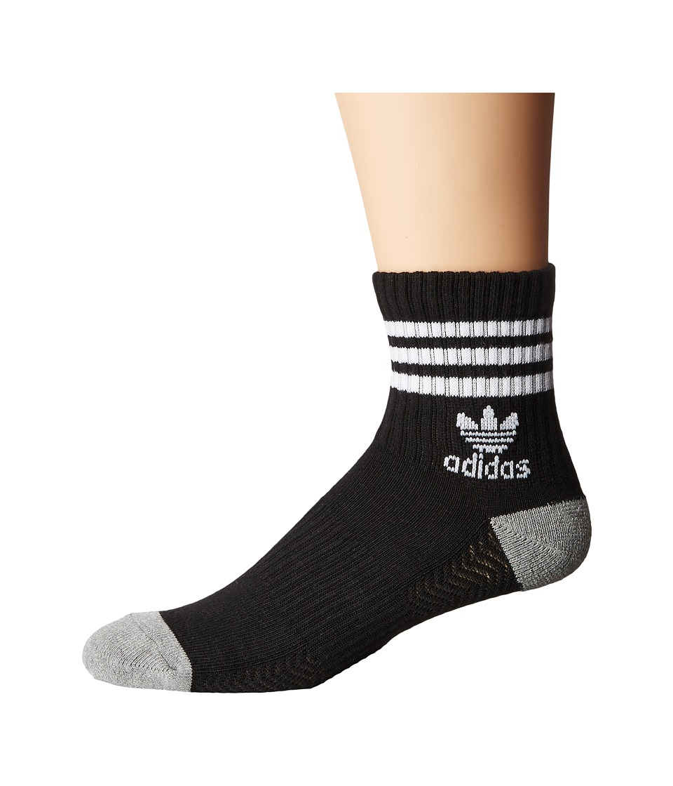 adidas - Originals Roller Quarter Sock 3-Pack