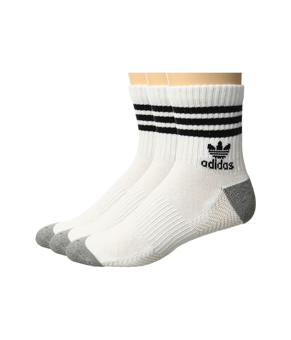 adidas Originals - Originals Roller Quarter Sock 3
