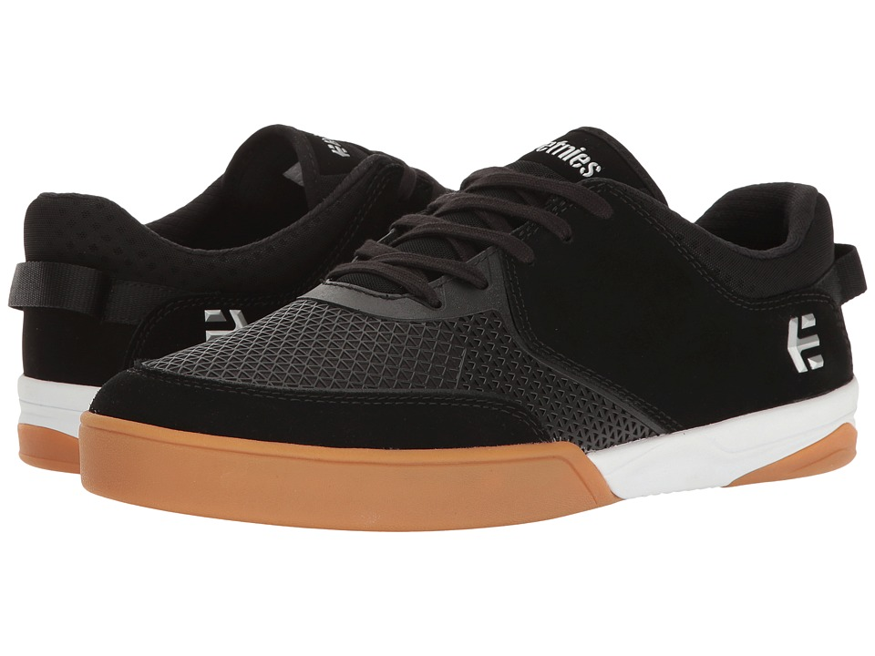 etnies Helix (Black/White/Gum) Men