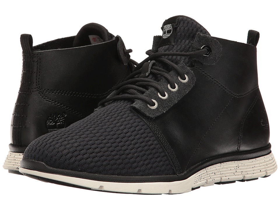 Timberland Killington Chukka (Black Full Grain) Women