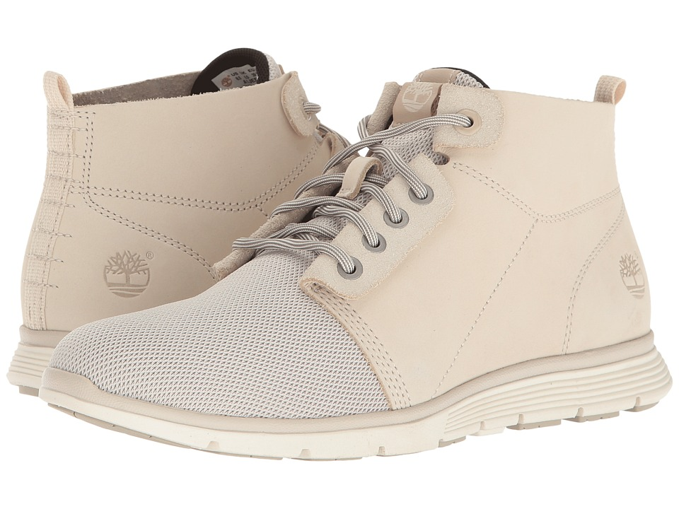 Timberland Killington Chukka (White Full Grain) Women