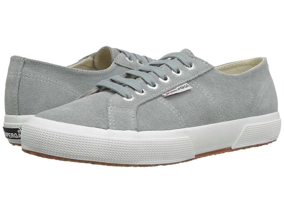 Superga 2750 SueU (Light Grey) Women