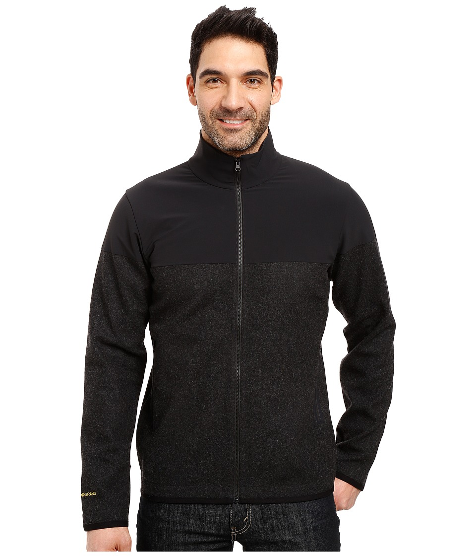 Mountain Hardwear ZeroGrand Neo Fleece Full Zip Jacket (Black) Men