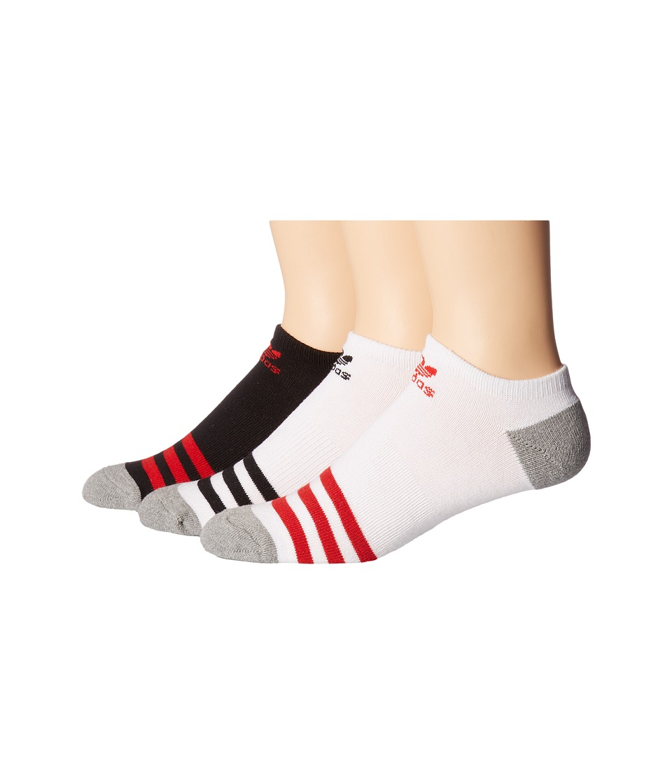 adidas Originals - Originals Roller No Show Sock 3