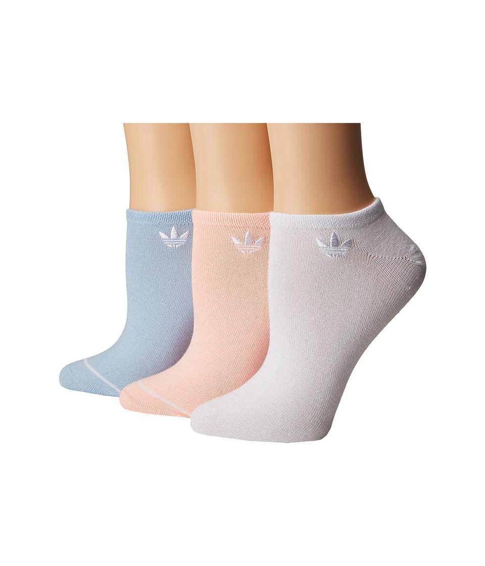 adidas - Originals Superlite No Show Sock 3-Pack