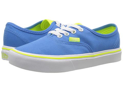 kids vans authentic lite blue