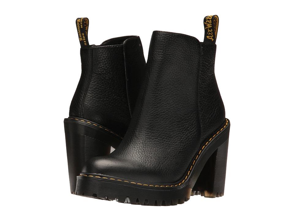 Dr Martens Magdalena (Black Aunt Sally) Women's Shoes