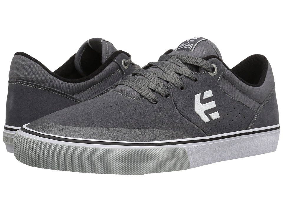etnies Marana Vulc (Grey/Black/White) Men