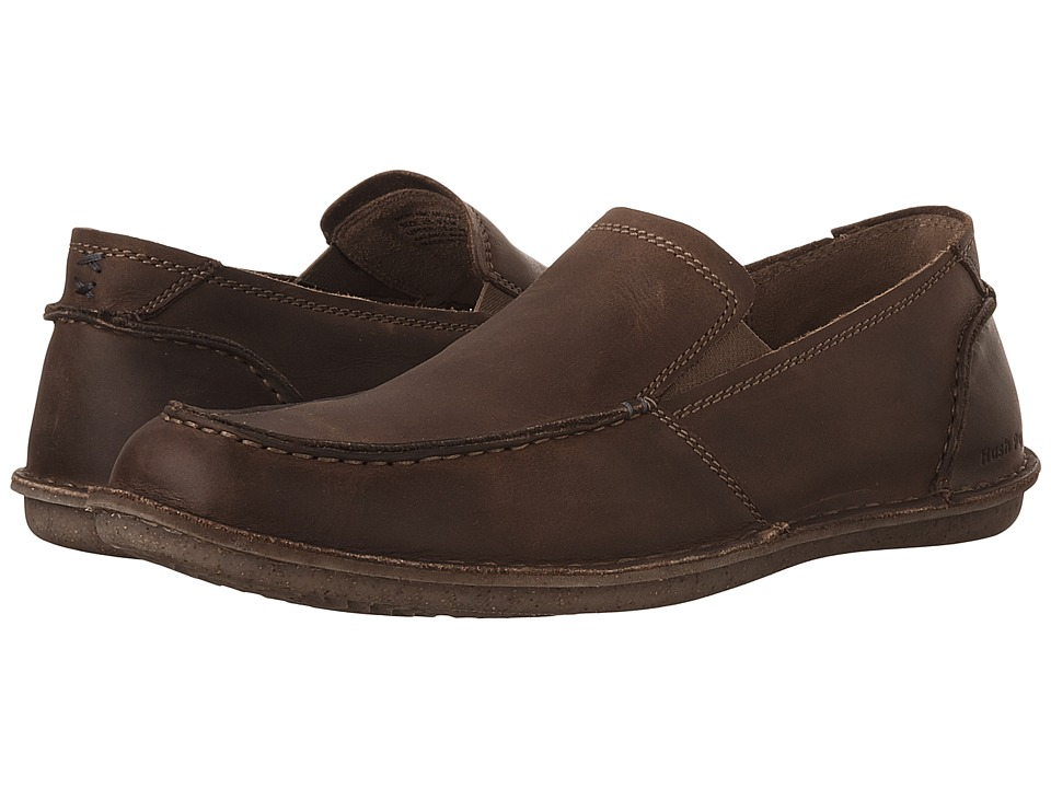 Hush Puppies Asil Roll Flex (Taupe Leather) Men