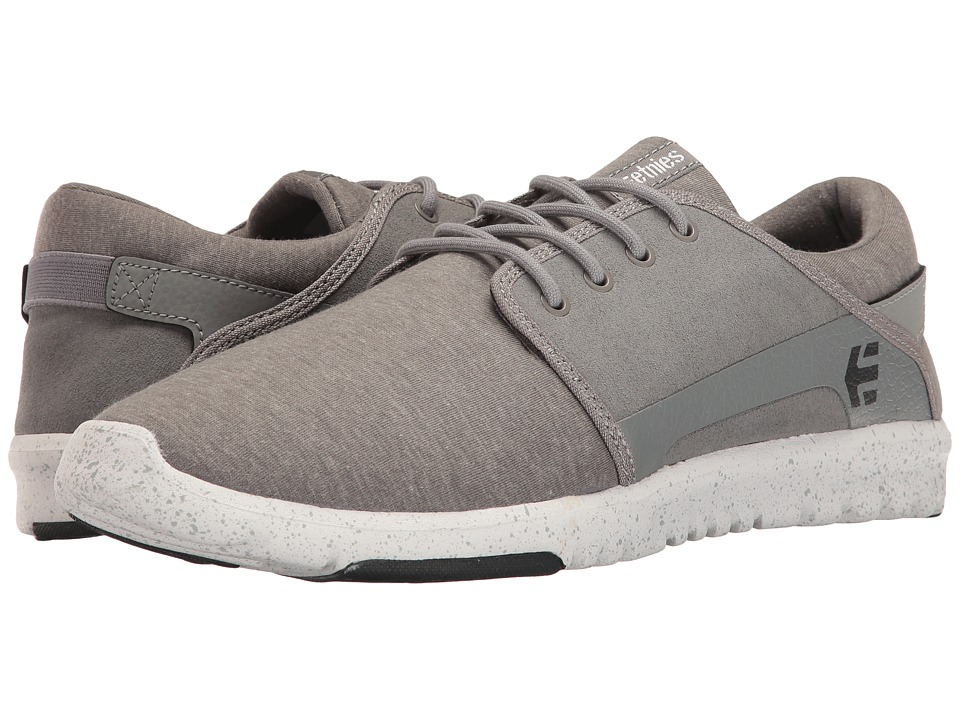 etnies Scout (Grey/Navy/White) Men
