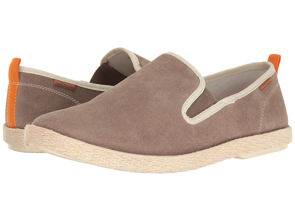 Hush Puppies Bold YahMan (Taupe Suede) Men