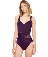 Miraclesuit - Net Work Madero One-Piece