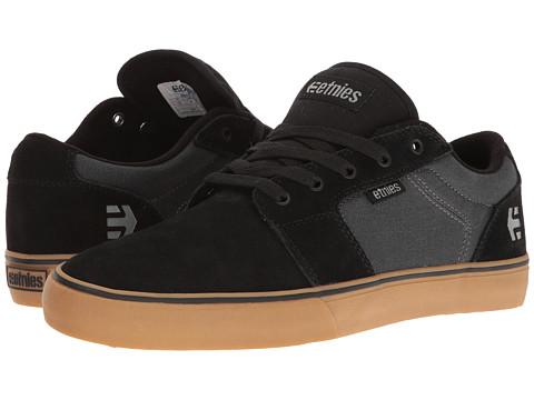 etnies Barge LS - Black/Dark Grey/Gum