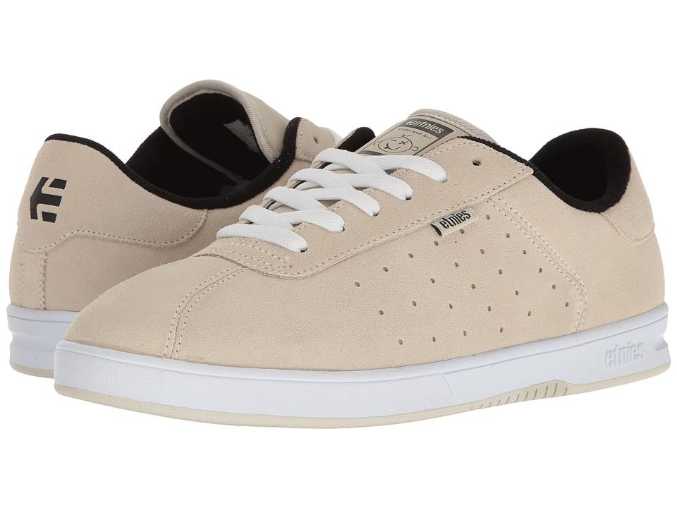 etnies - The Scam (White) Mens Skate Shoes