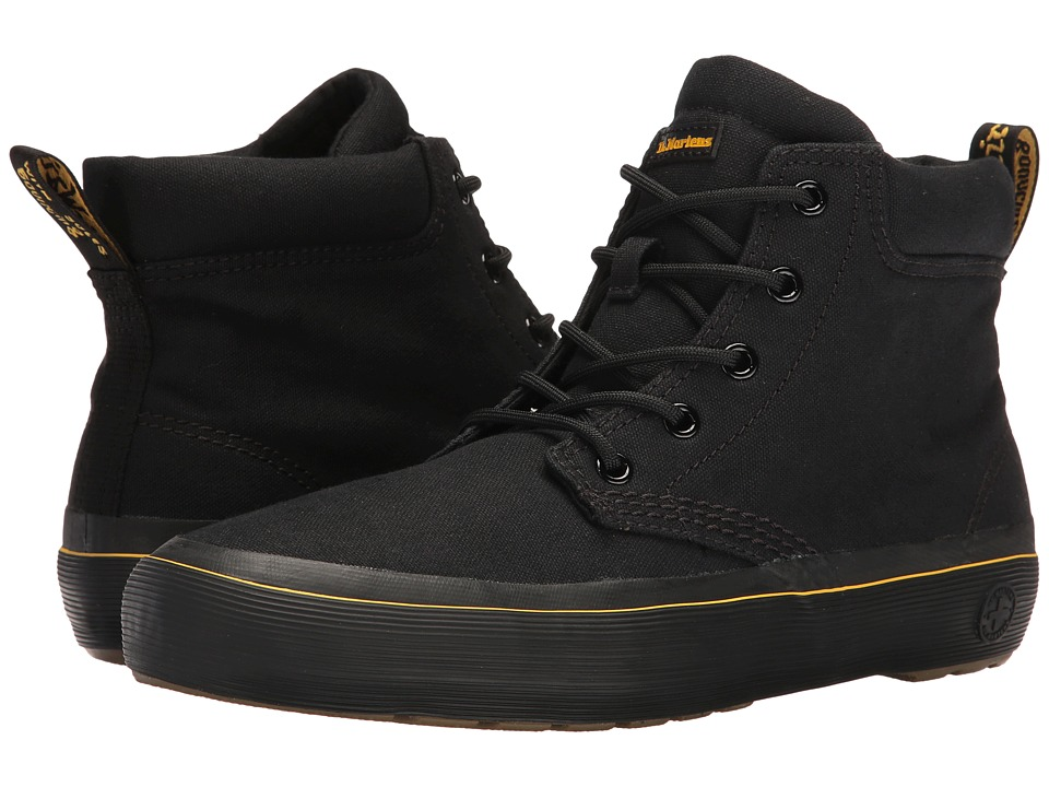 Dr. Martens Allana (Black Canvas) Women