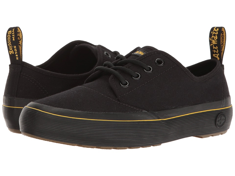 Dr. Martens Jacy (Black Canvas) Women