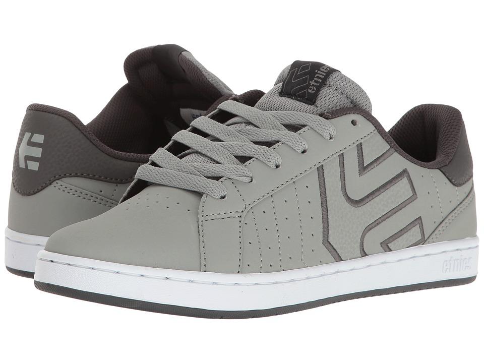 etnies Fader LS (Grey/White) Men