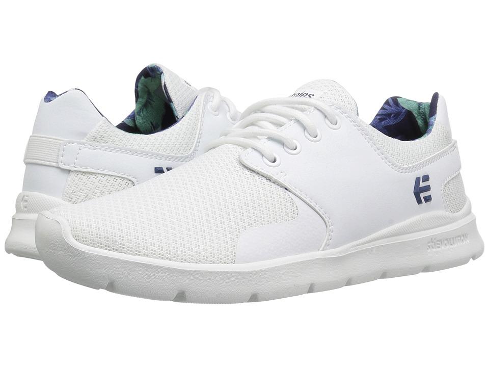 etnies - Scout XT (White) Womens Skate Shoes