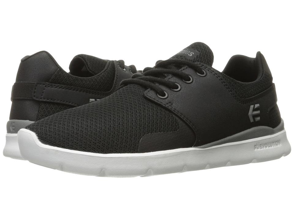 etnies - Scout XT (Black/White/Grey) Womens Skate Shoes