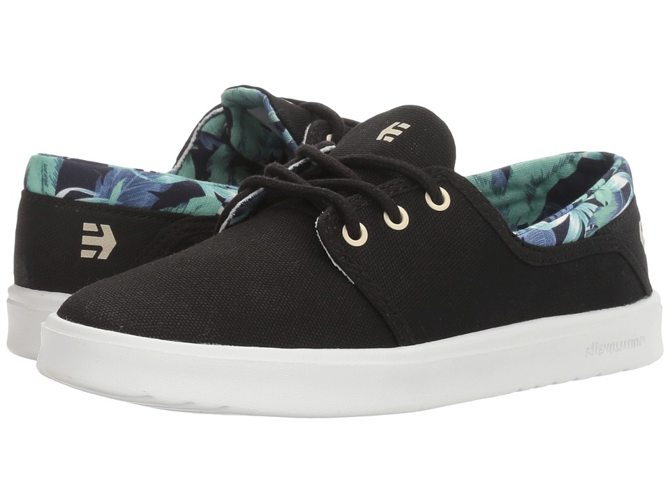 etnies - Corby SC (Black) Womens Skate Shoes
