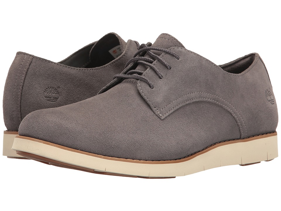 Timberland Lakeville Oxford (Dark Grey Suede) Women