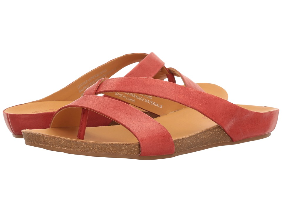 Kork-Ease Devoe (Red Full Grain) Women
