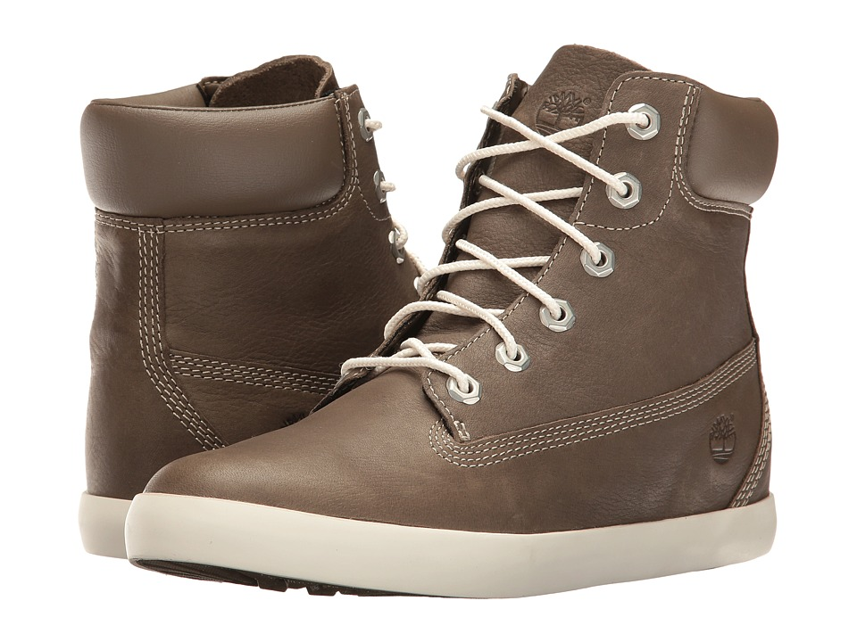 Timberland Flannery 6 Boot (Olive Full Grain) Women