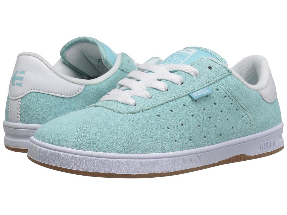 etnies - The Scam (Light Blue) Womens Skate Shoes