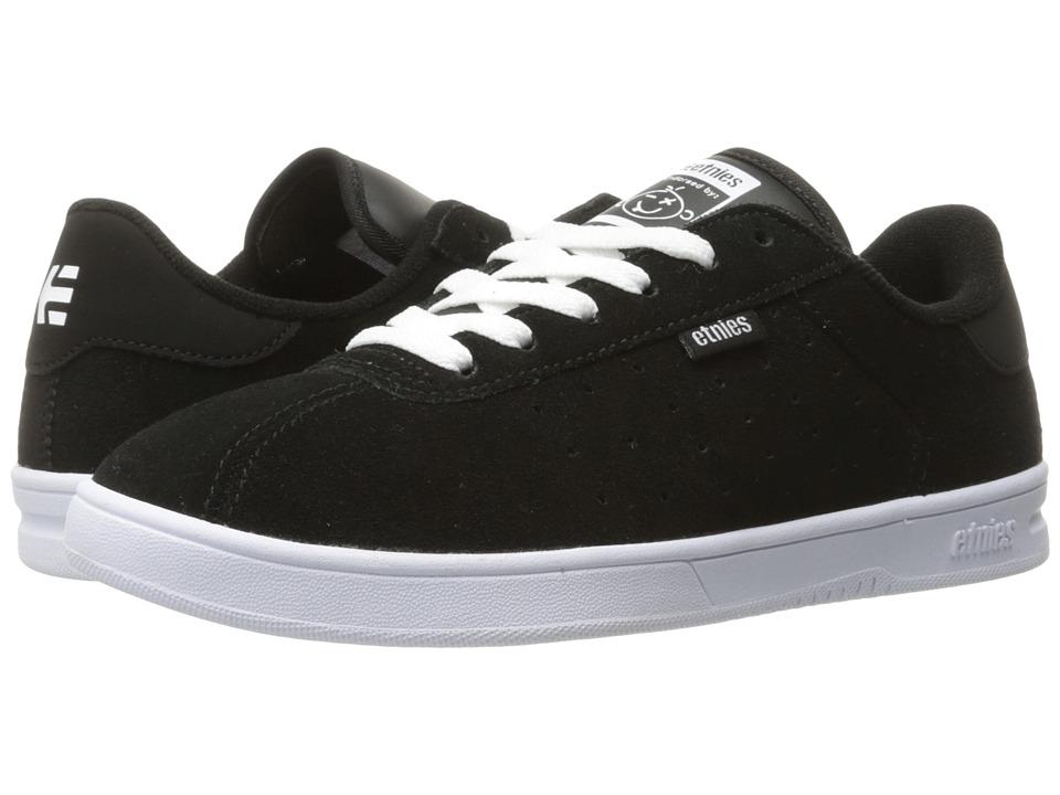 etnies - The Scam (Black/White) Womens Skate Shoes