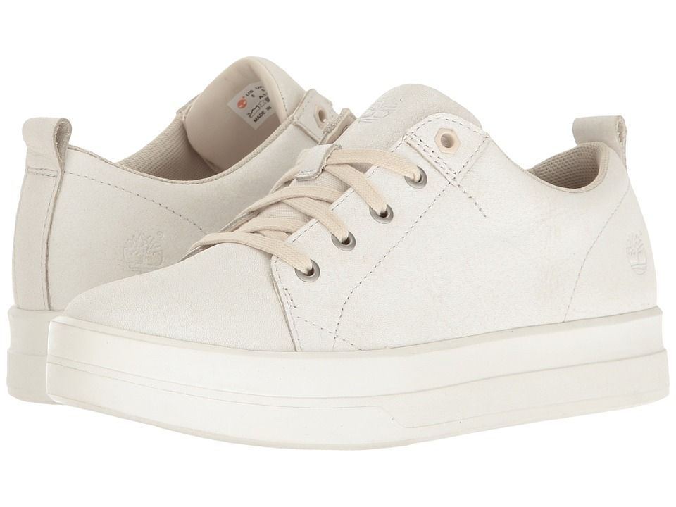 Timberland Mayliss Oxford (White Full Grain) Women