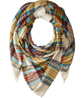 Steve Madden - Classic Plaid Square Scarf