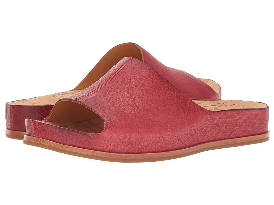 Kork-Ease Tutsi (Red Full Grain) Women