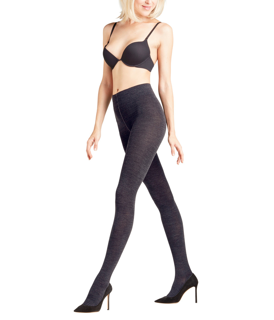 Falke - Soft Merino Tights (Dark Navy) Hose