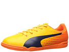 Puma Kids - evoSPEED 17.5 IT Jr Soccer (Little Kid/Big Kid)