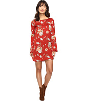 Brigitte Bailey - Martine Bell Sleeve Shift Dress