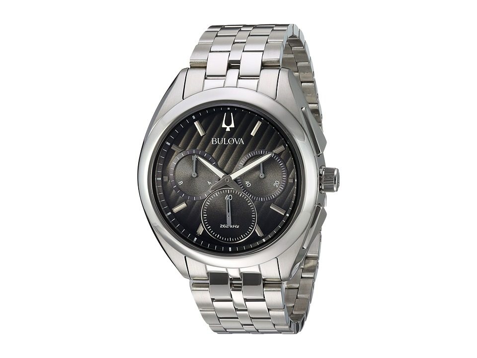 BULOVA Curv - 96A186 (Stainless Steel) Watches