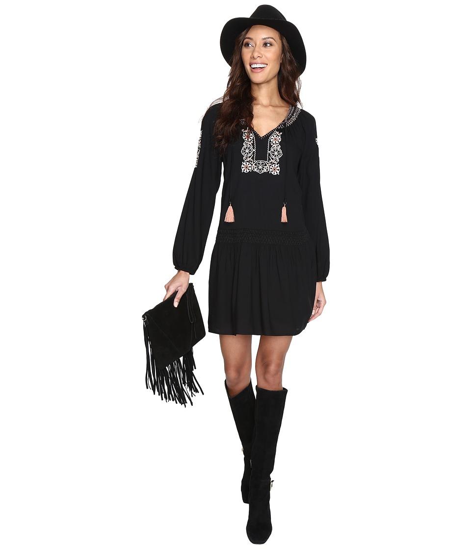 Sanctuary Freya Dress (Black) Women