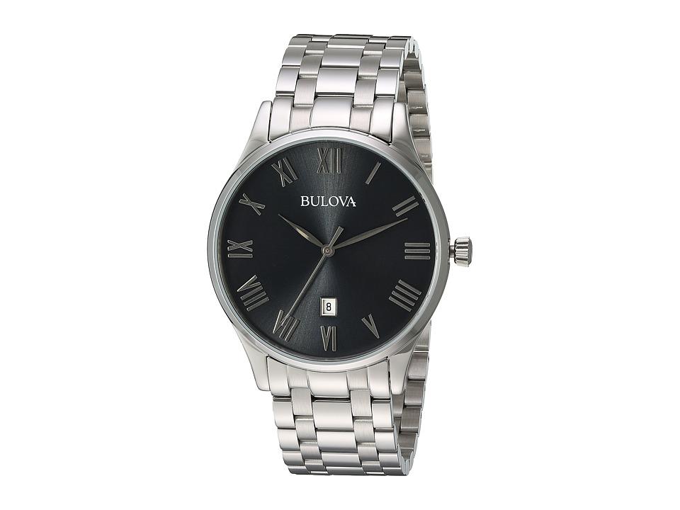 Bulova - Classic - 96B261 (Stainless Steel) Watches